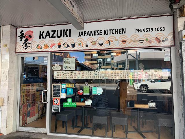 ร้านอาหารญี่ปุ่นในซิดนีย์