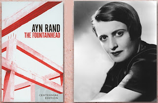 Ayn Rand Fountainhead Judge Book by Cover