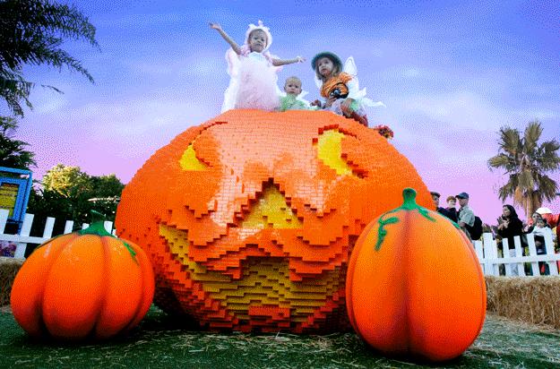Halloween Legoland Orlando