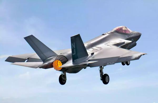 """""""Το F-35 δεν νομίζω ότι ταιριάζει στην Ελλάδα""""- Ο Αντιστράτηγος ε.α Λάμπρος Τζούμης κάνει τη δήλωση"""