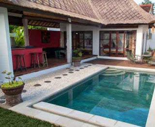 Three bedroom villa rental Bali