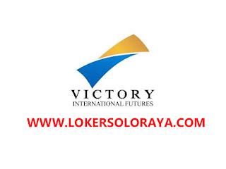 Lowongan Kerja Solo Terbaru Juni 2020 di  PT Victory International Futures