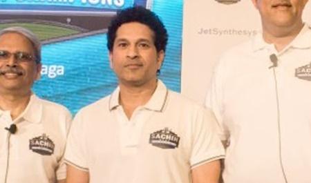 Sachin Tendulkar launches Sachin Saga Mobile Game