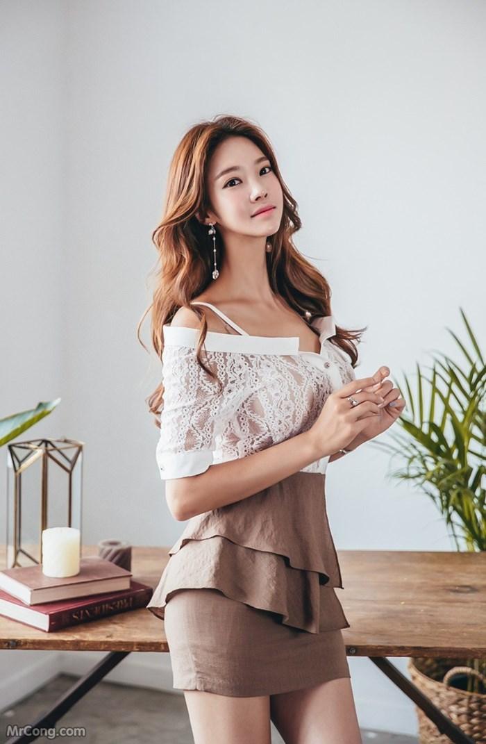 Người đẹp Kim Jung Yeon trong bộ ảnh thời trang tháng 1