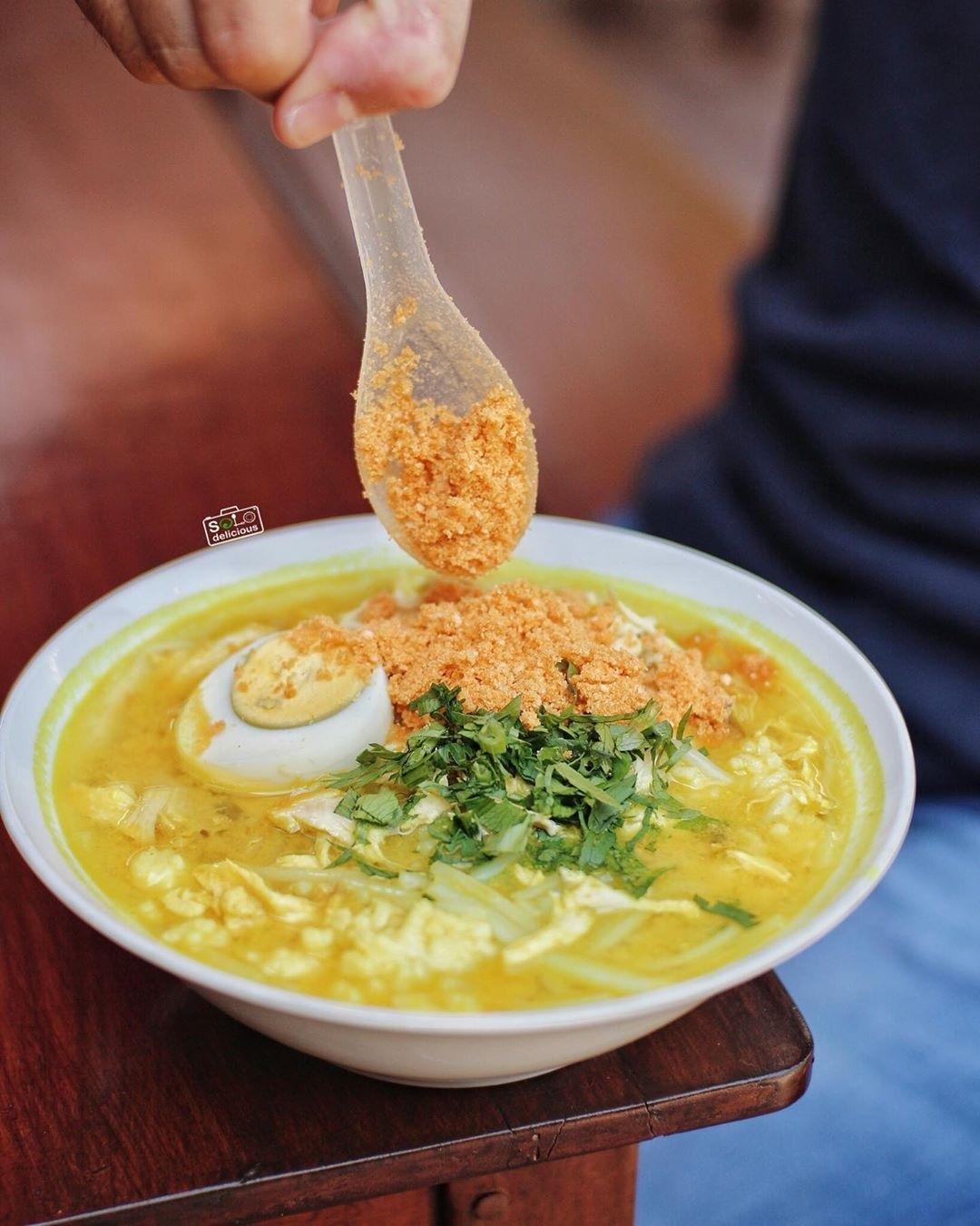 Wisata Kuliner Soto Lamongan Cah Har Surabaya