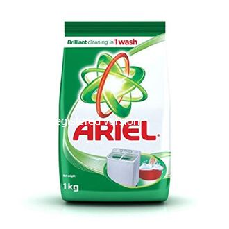 Pack Of 3 - Ariel Washing Powder 1 KG Each