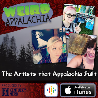 Artists that Appalachia Built