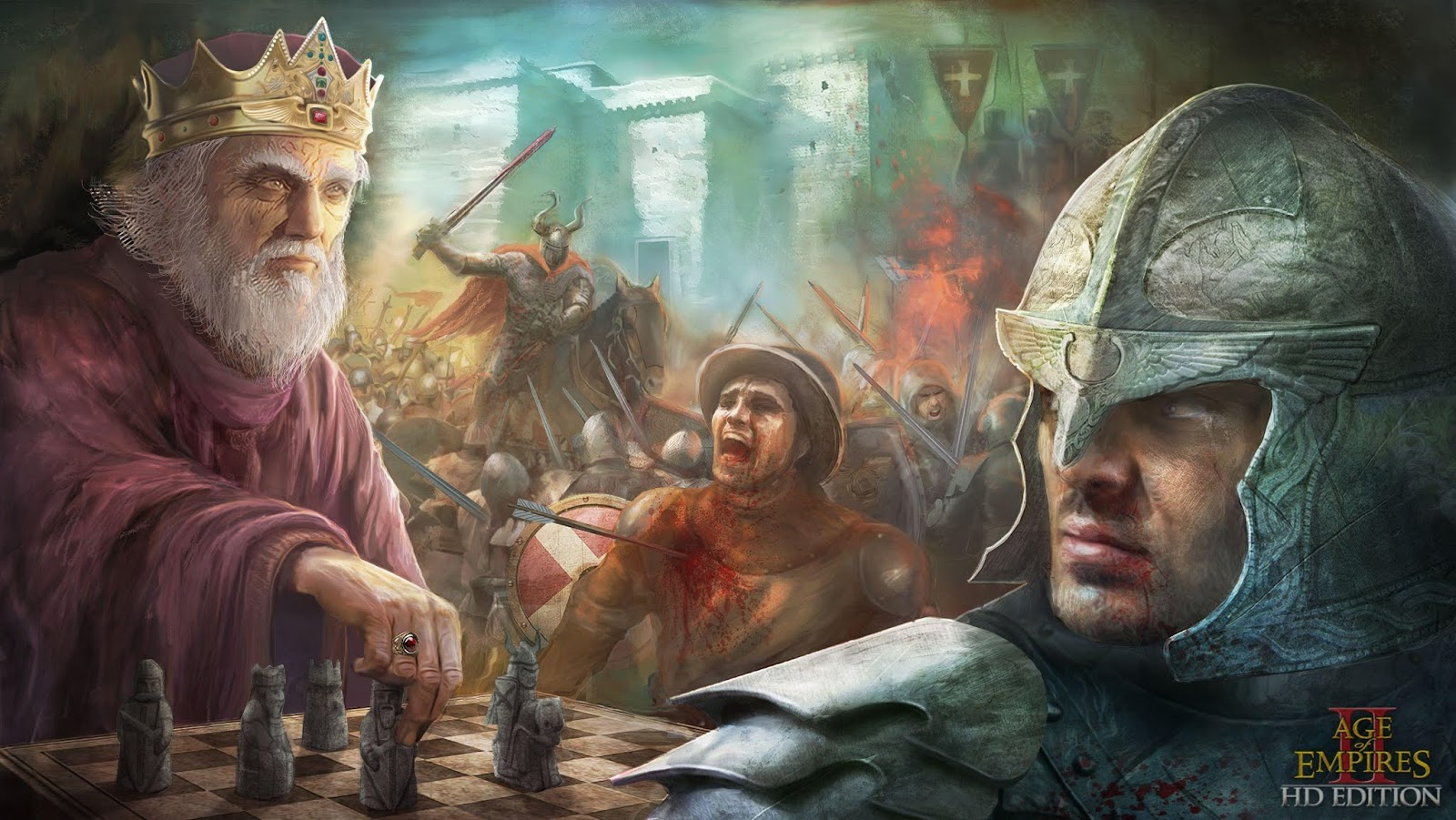 Age of Empires II HD image