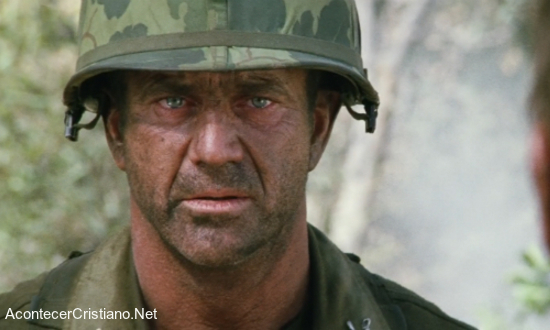 Película cristiana de Mel Gibson Hacksaw Ridge