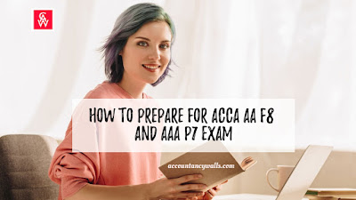 How to pass the Audit and Assurance papers AA and AAA