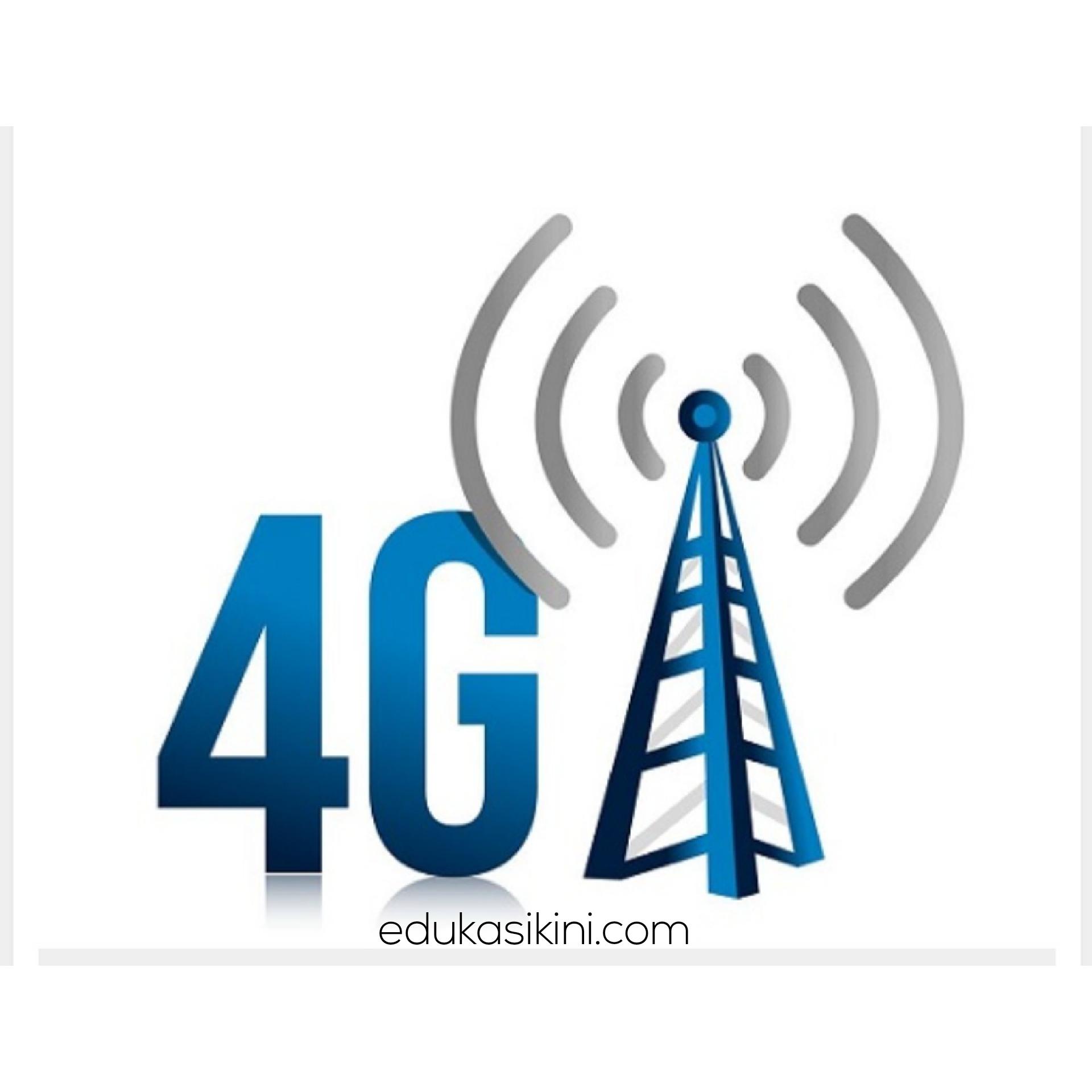 Apa itu Teknologi 4G