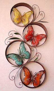 Como fazer 3 tipos de borboletas apenas com uma garrafa pet