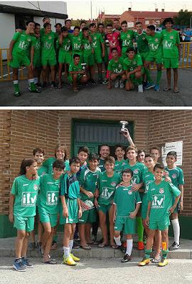 Fútbol Aranjuez CD Sitio de Aranjue