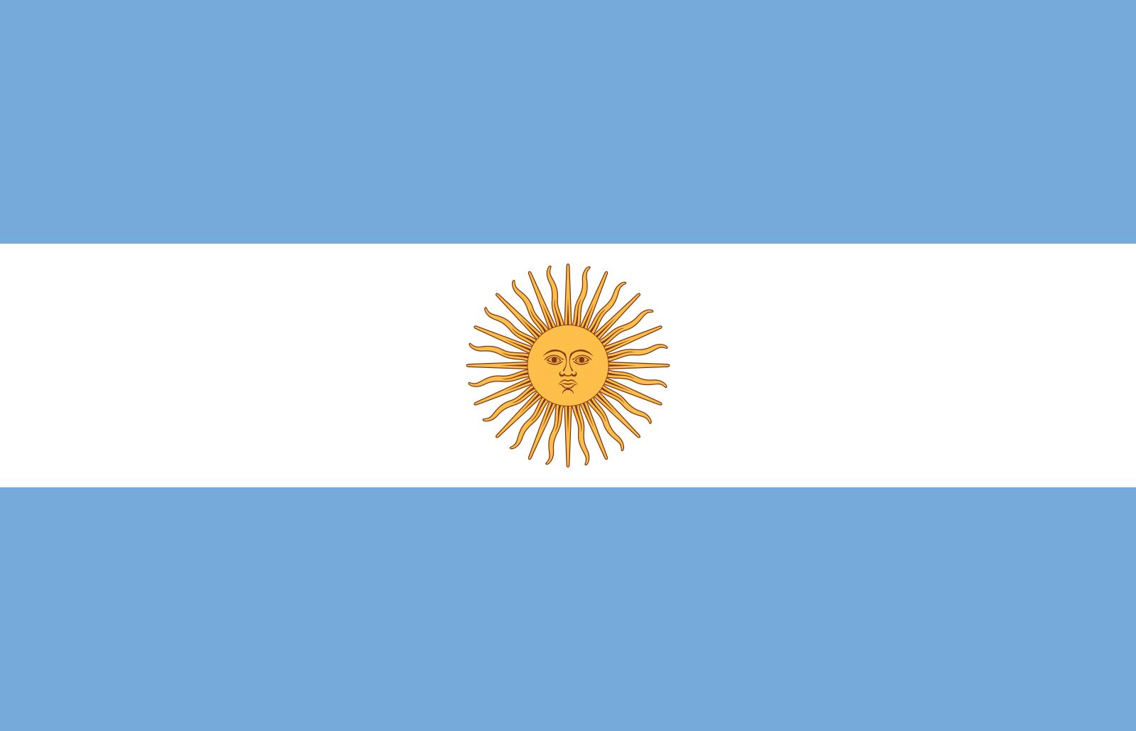 Dibujos  Fondos de escritorio  Imagenes BANDERA DE ARGENTINA