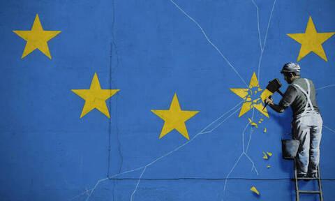"""""""Αντίο και δεν θα μας ξαναδείτε. Αγαπάμε την Ευρώπη, μισούμε την ΕΕ!"""""""
