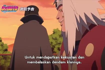 Boruto Episode 133 Subtitle Indonesia - Hilangnya Sasuke Dari Konoha