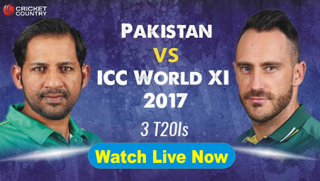 Watch Live, Pakistan vs World XI, Independence Cup T20