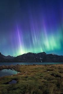 اجمل صور الشفق القطبي