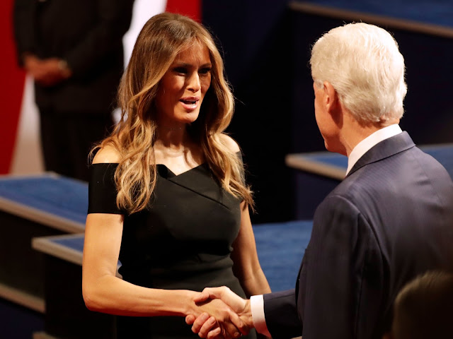 Hot & Sexy US First Lady & Fashion Model Melania Trum Photos - Wife of US President Donald Trump HQ Photos