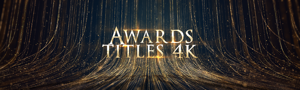Black Pearls Awards Titles | Light and Dark Version - 2