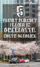 5 Places for Family Fun in Charlotte, North Carolina | CosmosMariners.com