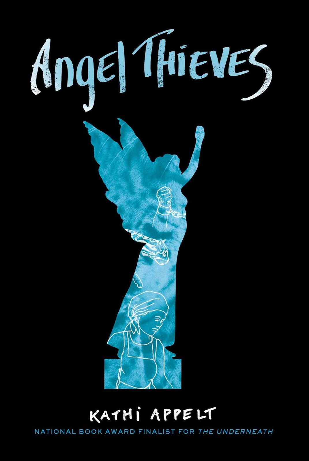 Angel Thieves book cover