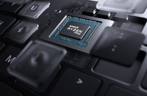 AMD announces that the Ryzen Pro 5000 can compete with Intel