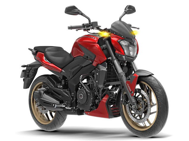 BAJAJ DOMINAR 400 ACCESSORIES & TOURING PARTS