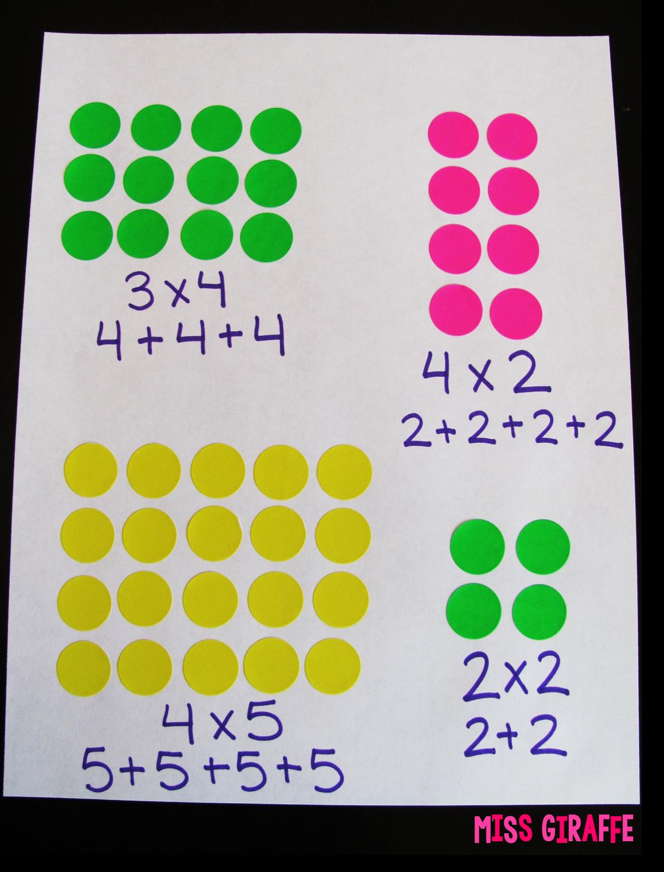 Miss Giraffe's Class: How to Teach Arrays [ 1530 x 1164 Pixel ]