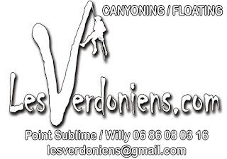 CANYONING VERDON 2017