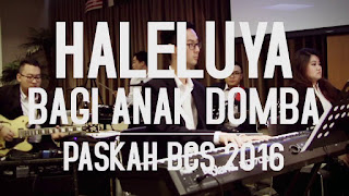 Chord Lagu Rohani : HALELUYA BAGI ANAK DOMBA - Don Moen & Debbye Graafsma