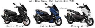 Yamaha Nmax: Harga, Fitur, Spesifikasi dan Warna 2020