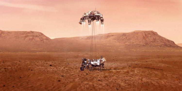Συγκλονισμένος ο πλανήτης παρακολούθησε με κομμένη την ανάσα την προσεδάφιση του Perseverance στον Άρη.