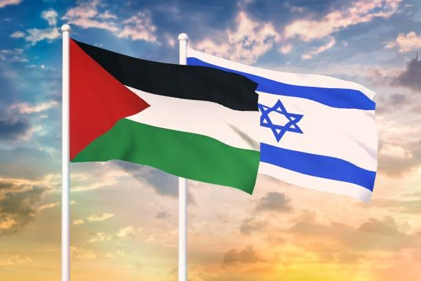 Whom you sould support as indian israel palestine
