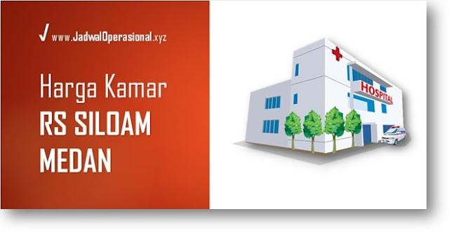 Harga Kamar RS Siloam Medan