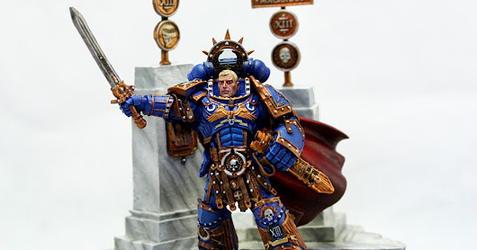 Roboute Guilliman Reveal