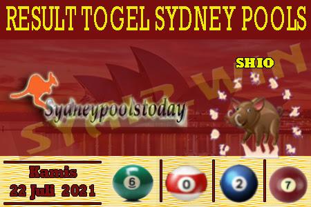 Syair Win Sydney Kamis 22 Juli 2021