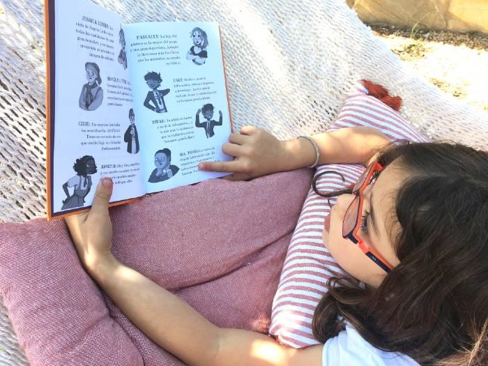 libros infantil juvenil detectives Jessica Little