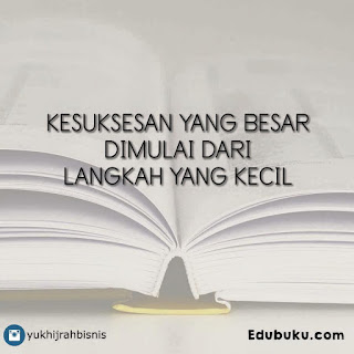 Sukses Butuh Proses