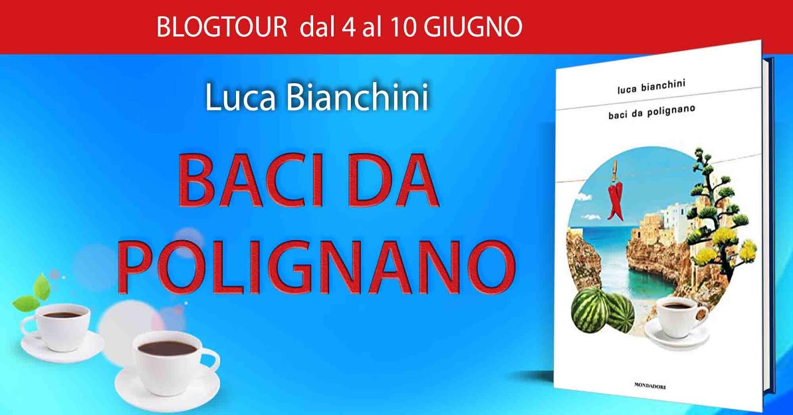 Baci da Polignano di Luca Bianchini - Ambientazione