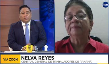 Entrevista a la Profesora Nelva Reyes Barahona en torno al tema del condicionamiento del Bono Solidario.