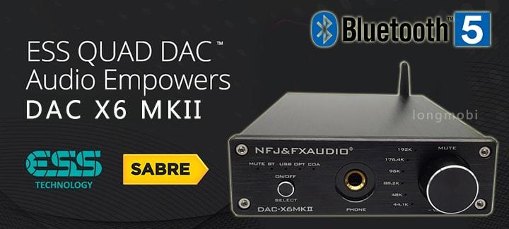 fx audio x6 mkii