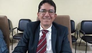 Jáder Filho requer do Banco Santander instalação de um caixa eletrônico no memorial Frei Damião.