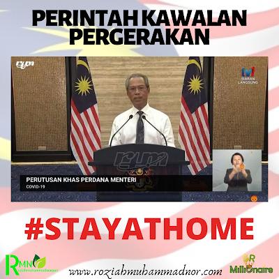 Perintah Kawalan Pergerakan Seluruh Malaysia