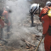 Bombeiros continuam atuando para combater incêndio florestal na região de Pilão Arcado
