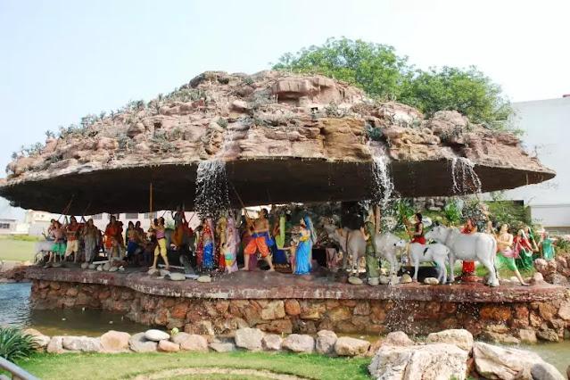 Goverdhan Parvat Vrindavan