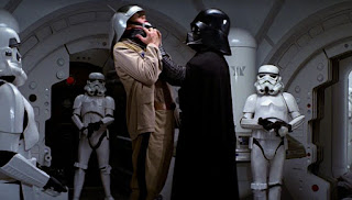 Dunia Sinema Star Wars Darth Vader dan Stormtrooper