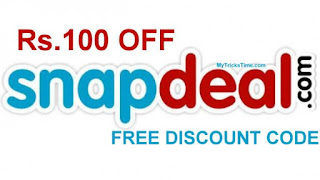 Snapdeal BigBoss Loot Get Rs.100 Worth Snapdeal Discount Code For Free [Unlimited Trick Added]