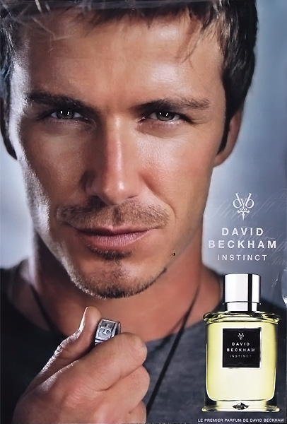 Instinct David Beckham