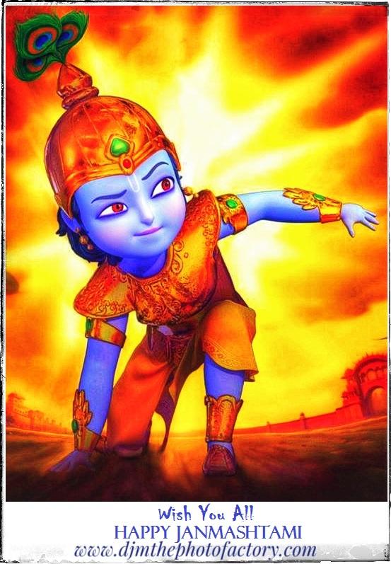 Happy Janmashtami Wishes Images, Quotes,  WhatsApp Status